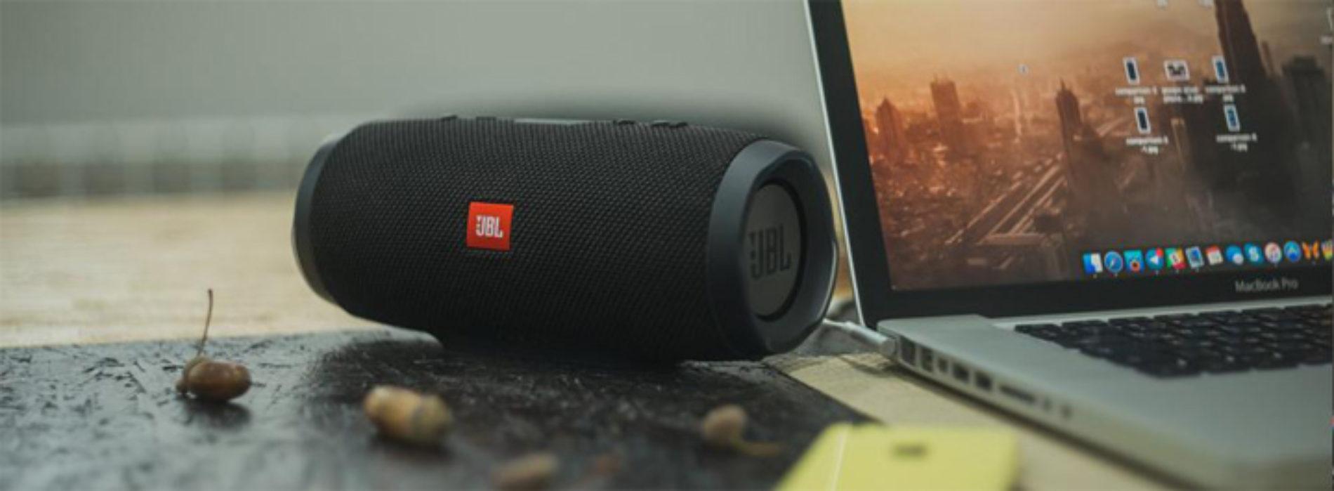 Ремонт портативных аудио колонок