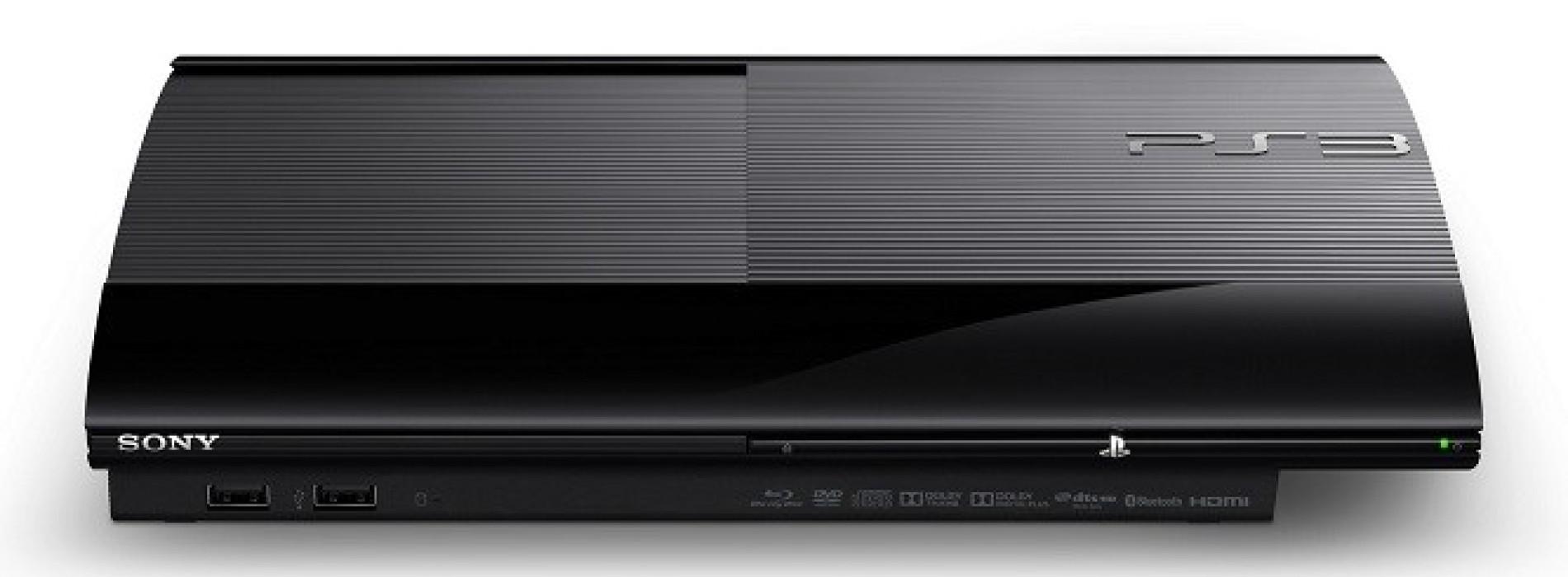 Ремонт Sony PlayStation 3 super slim