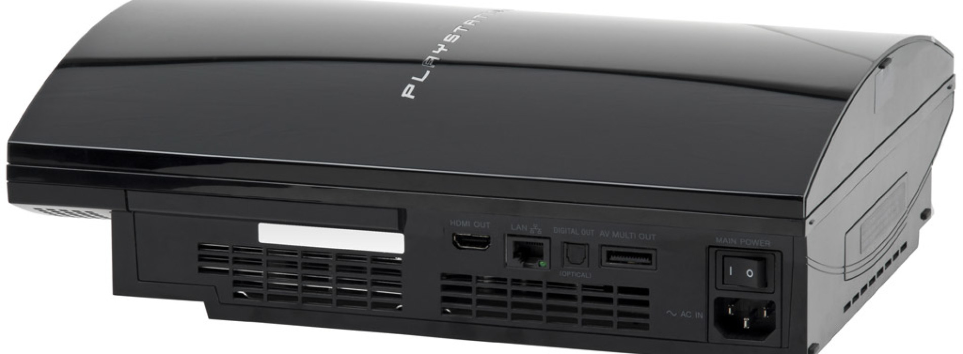 Ремонт Sony PlayStation 3 fat