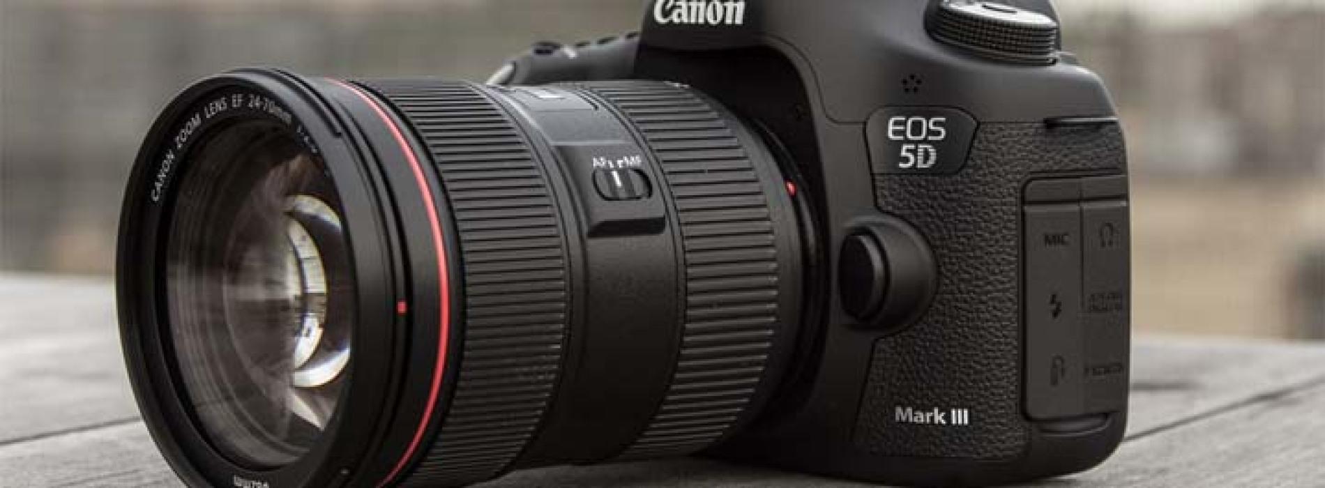 Ремонт Canon 5D Mark 3. Ремонт затвора