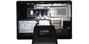 Ремонт моноблоков HP- поиск неисправности