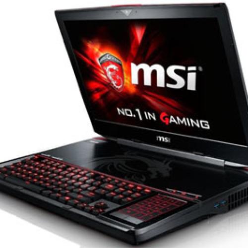 Ремонт ноутбуков MSI
