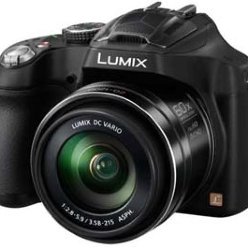 Ремонт объектива фотоаппарата Panasonic Lumix