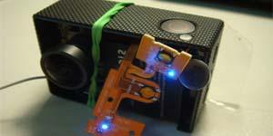 Ремонт экшн камер SJ Cam. Восстановление матрицы