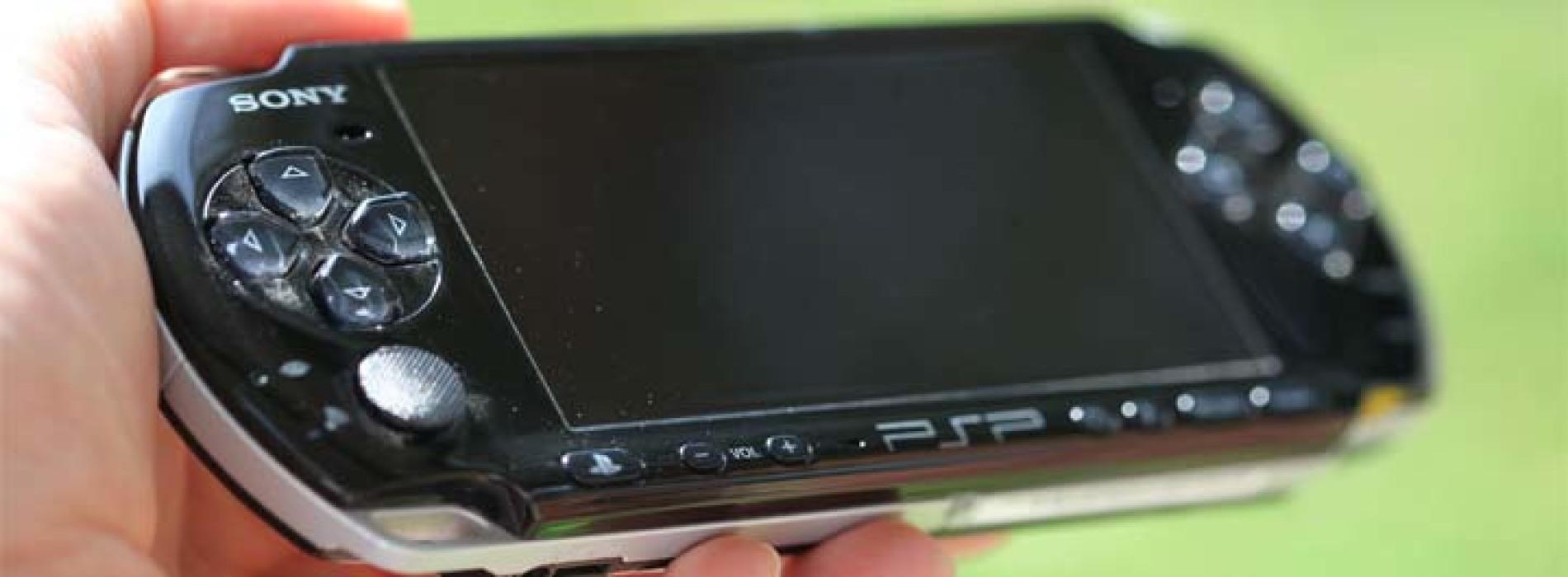 Ремонт Sony PSP