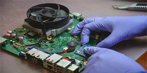 Ремонт Xbox 360 slim - процесс диагностики