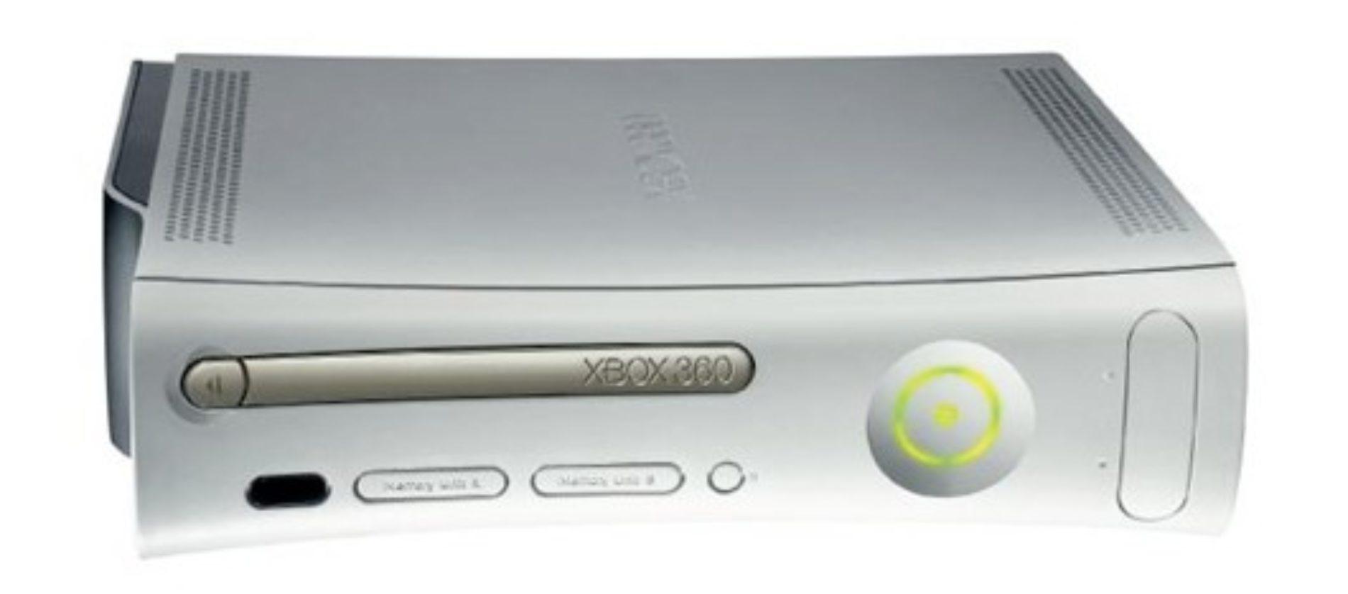Ремонт игровых приставок XBOX 360 Fat