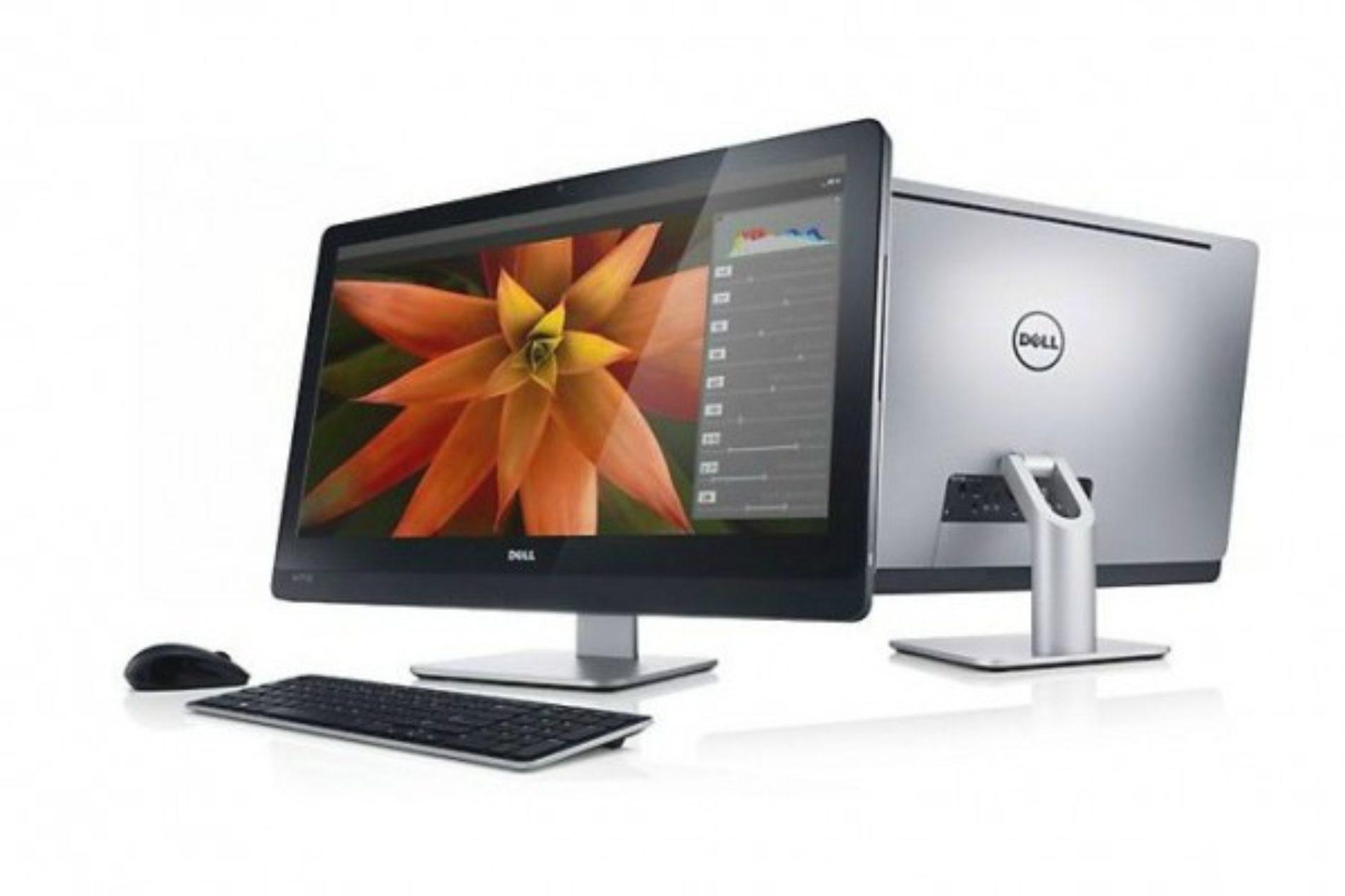 Ремонт моноблоков Dell