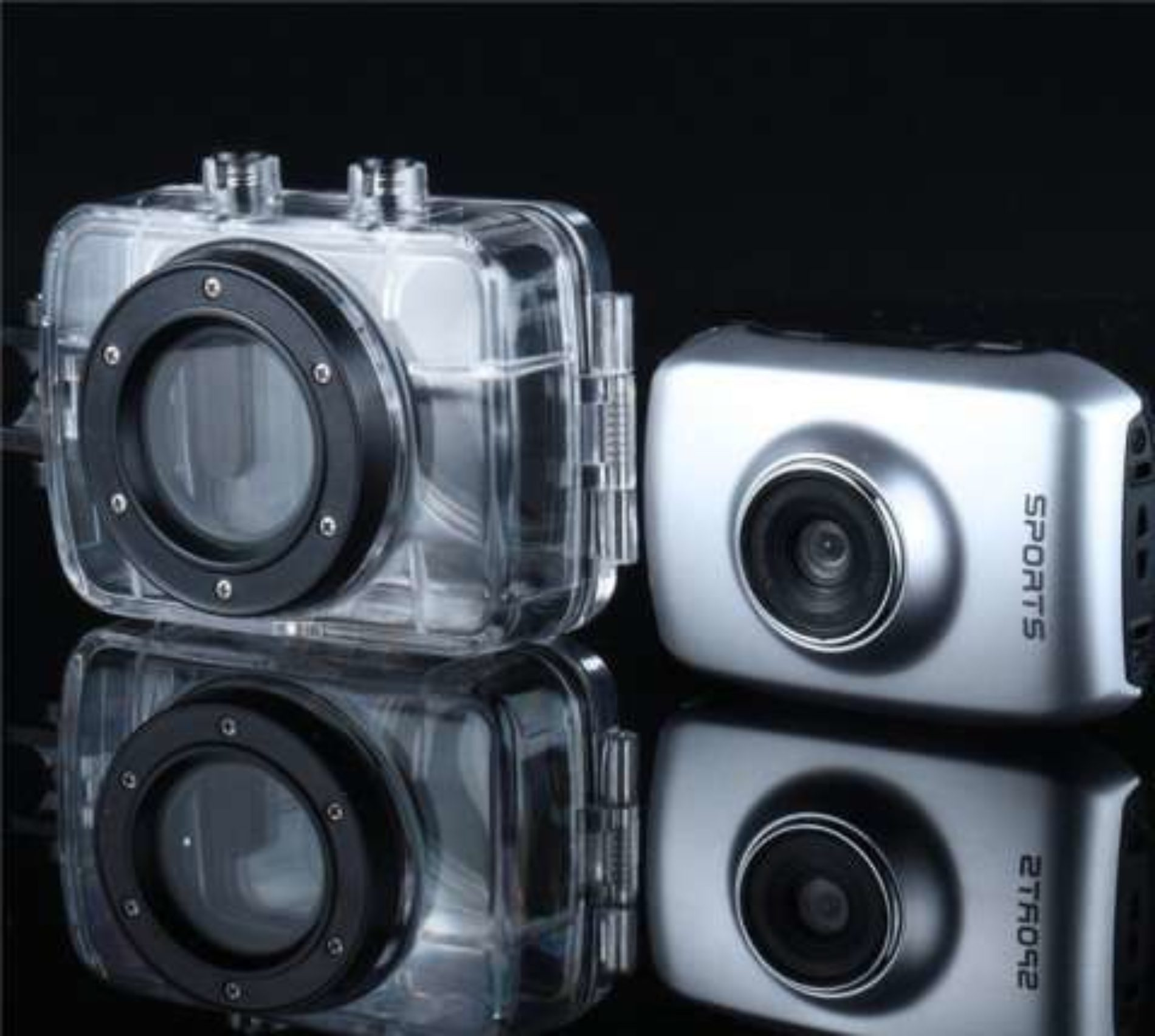Ремонт экшн камер Action