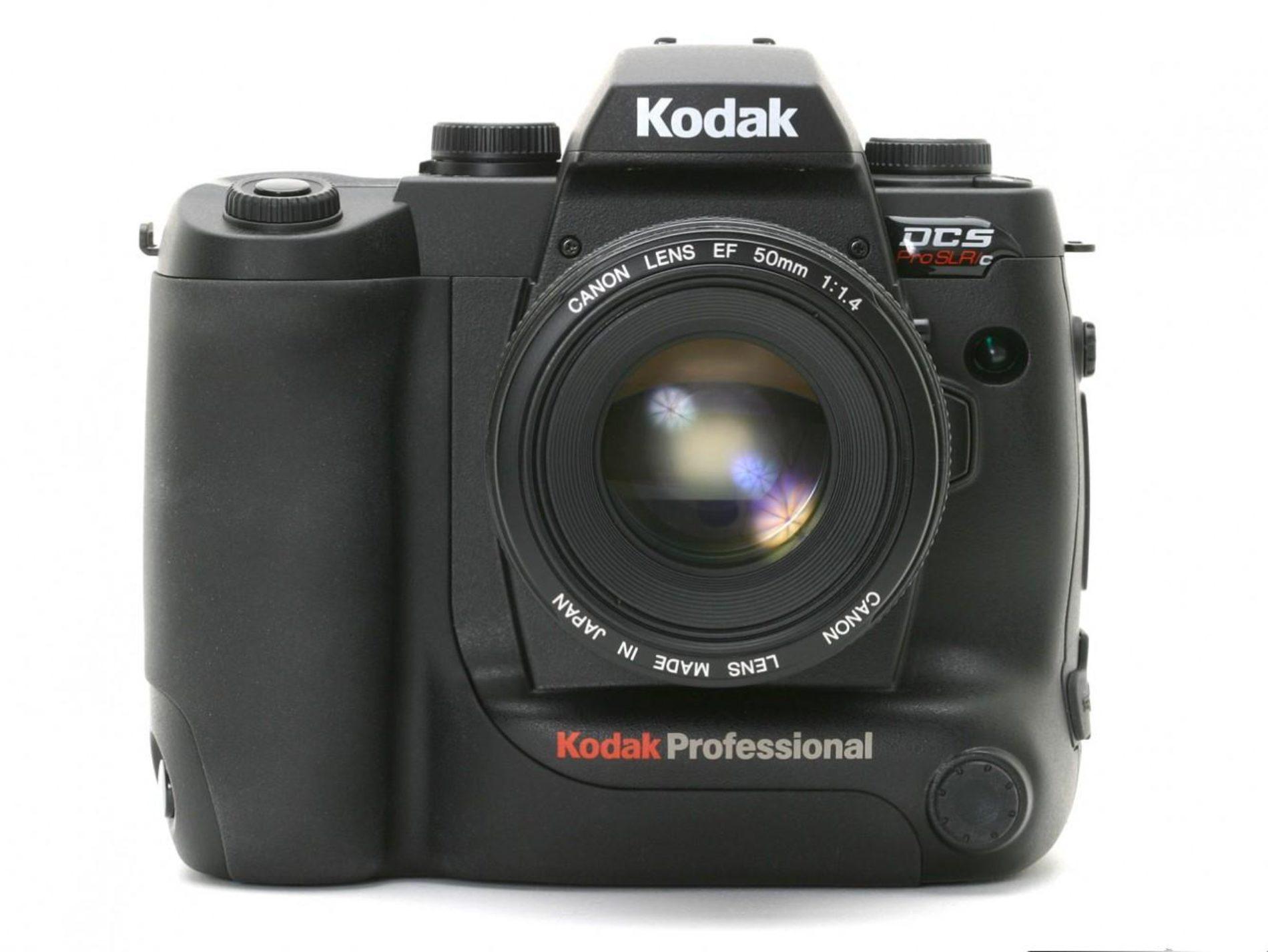 Ремонт зеркальных фотоаппаратов Kodak