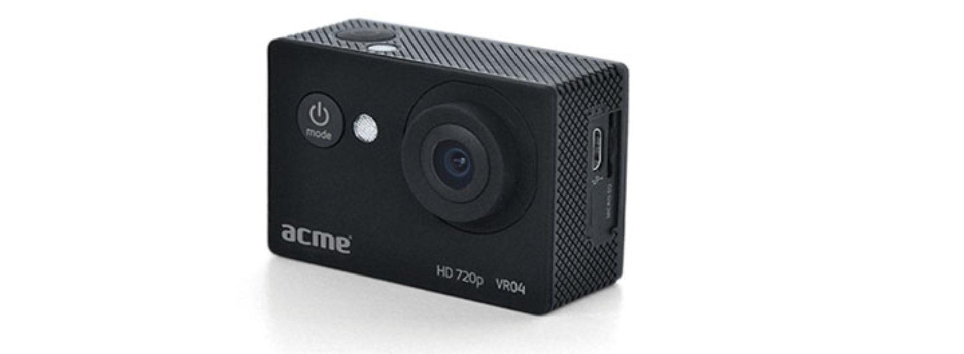 Ремонт экшн камер ACME