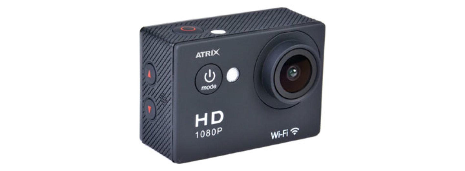 Ремонт экшн камер ATRIX