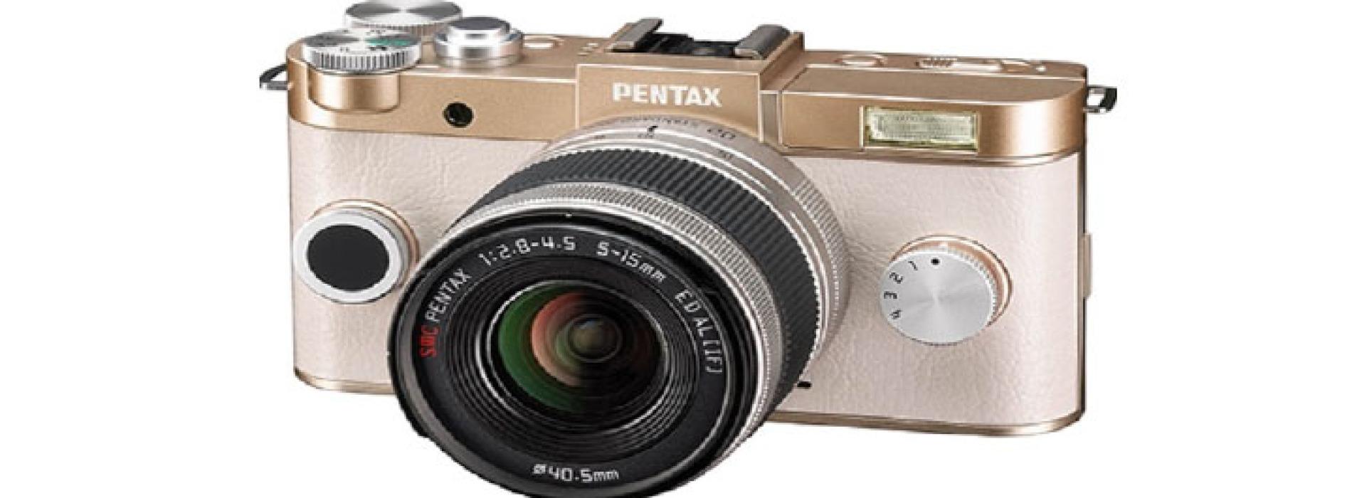 Ремонт цифровых фотоаппаратов Pentax