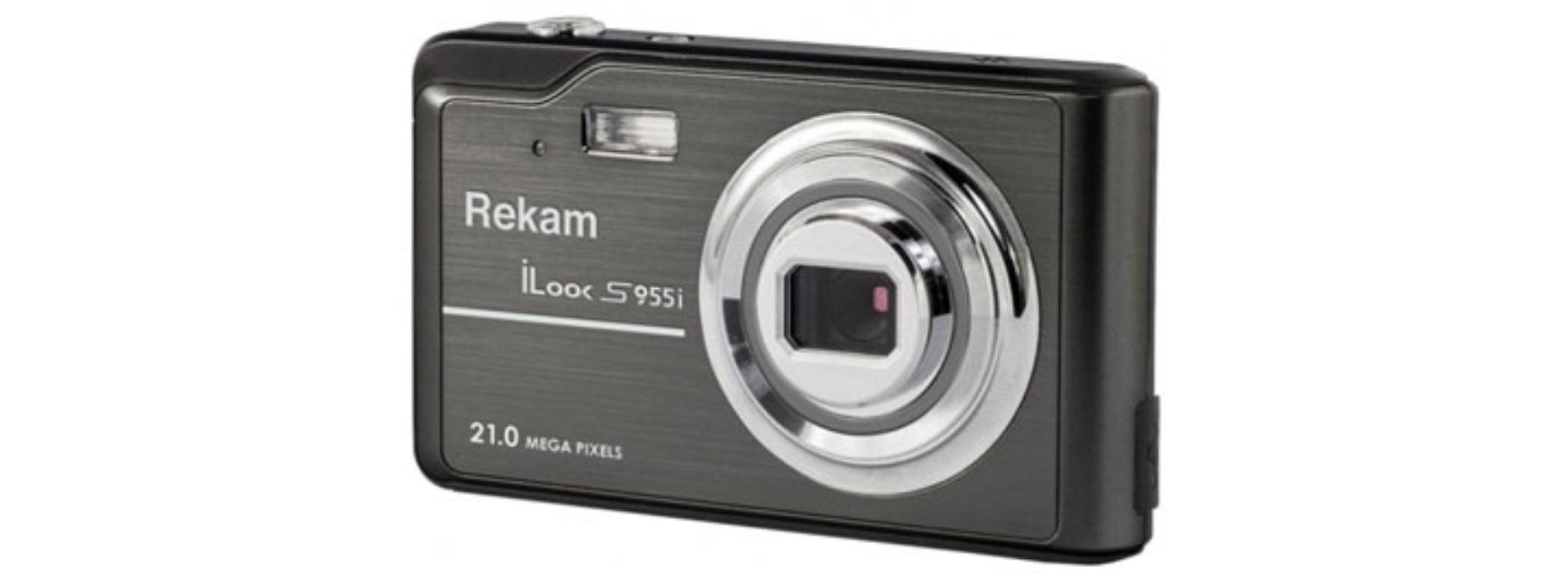 Ремонт цифровых фотоаппаратов Rekam
