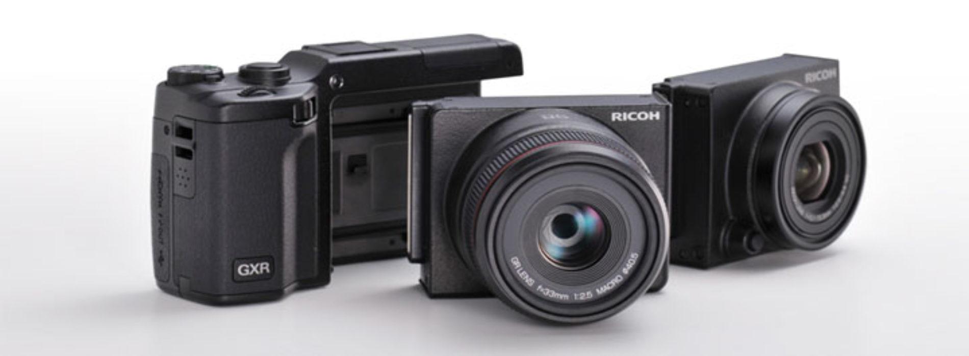 Ремонт цифровых фотоаппаратов Ricoh