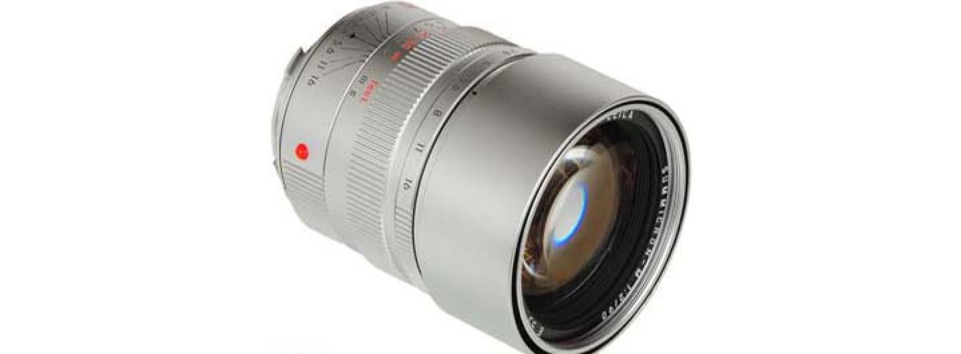 Ремонт объективов Leica