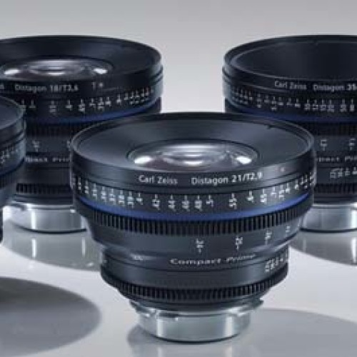 Ремонт объективов Carl Zeiss