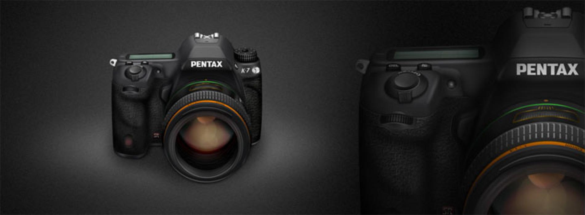 Ремонт зеркальных фотоаппаратов Pentax