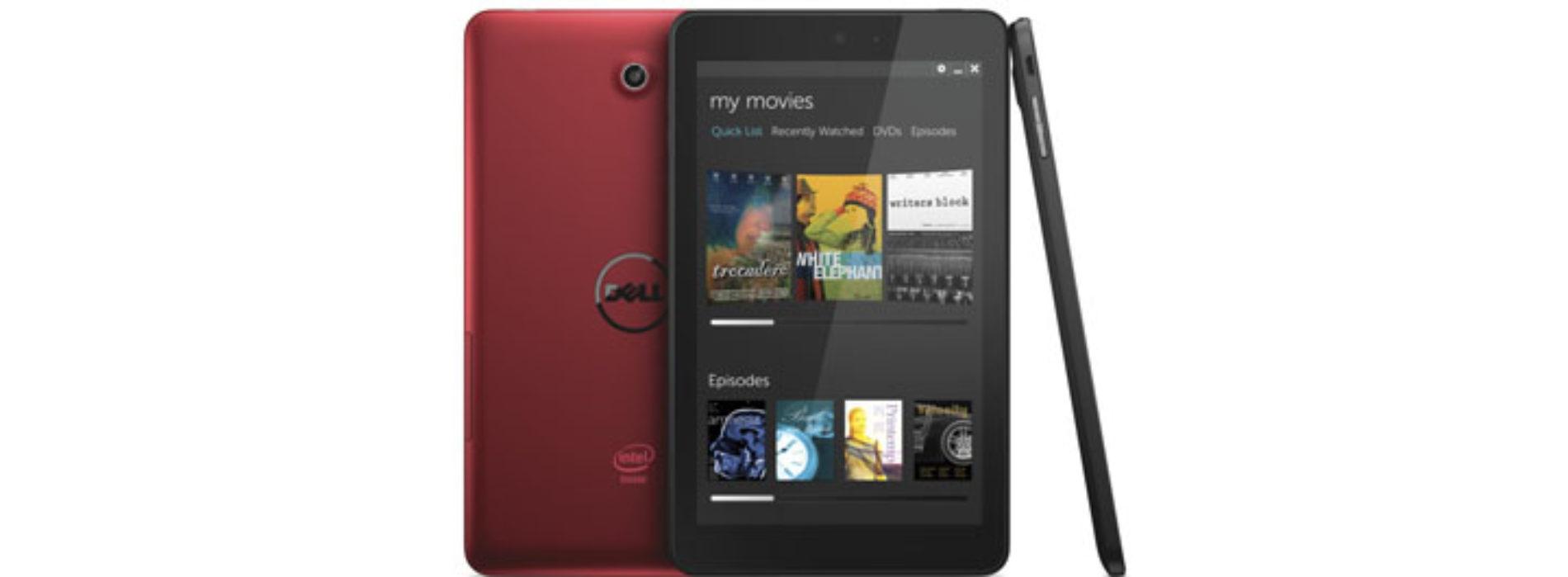 Ремонт планшетов Dell