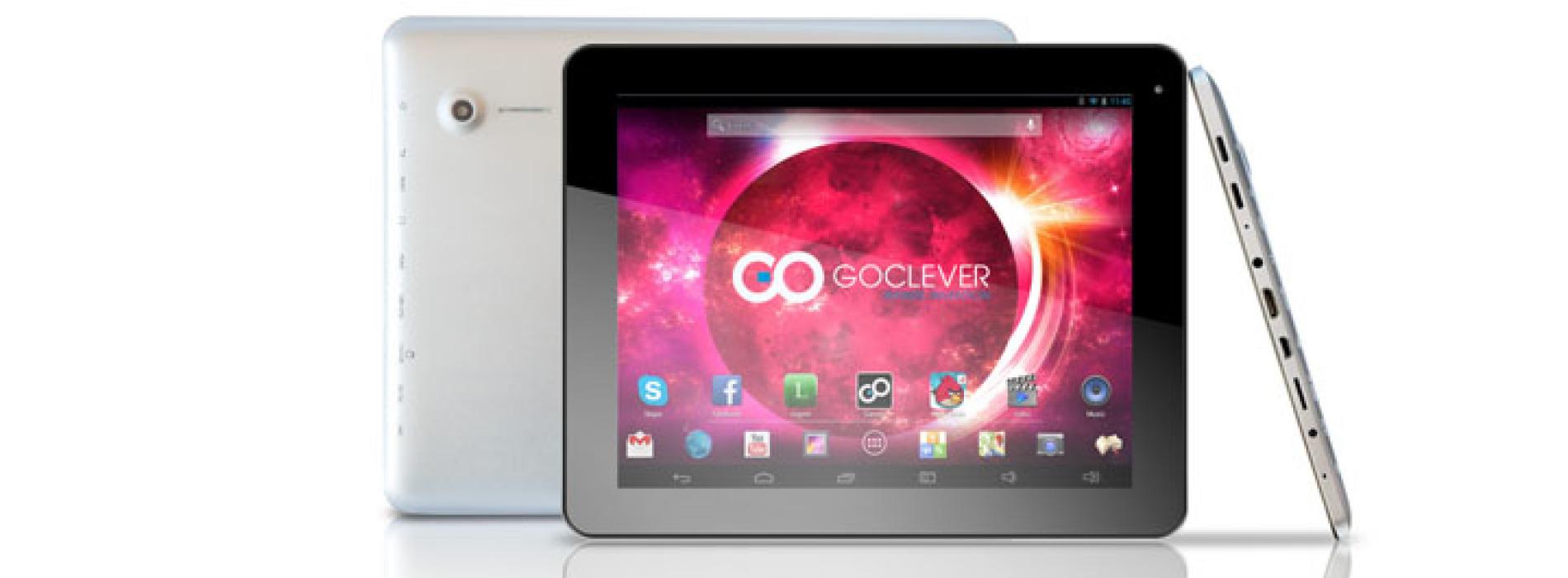 Ремонт планшетов GoClever