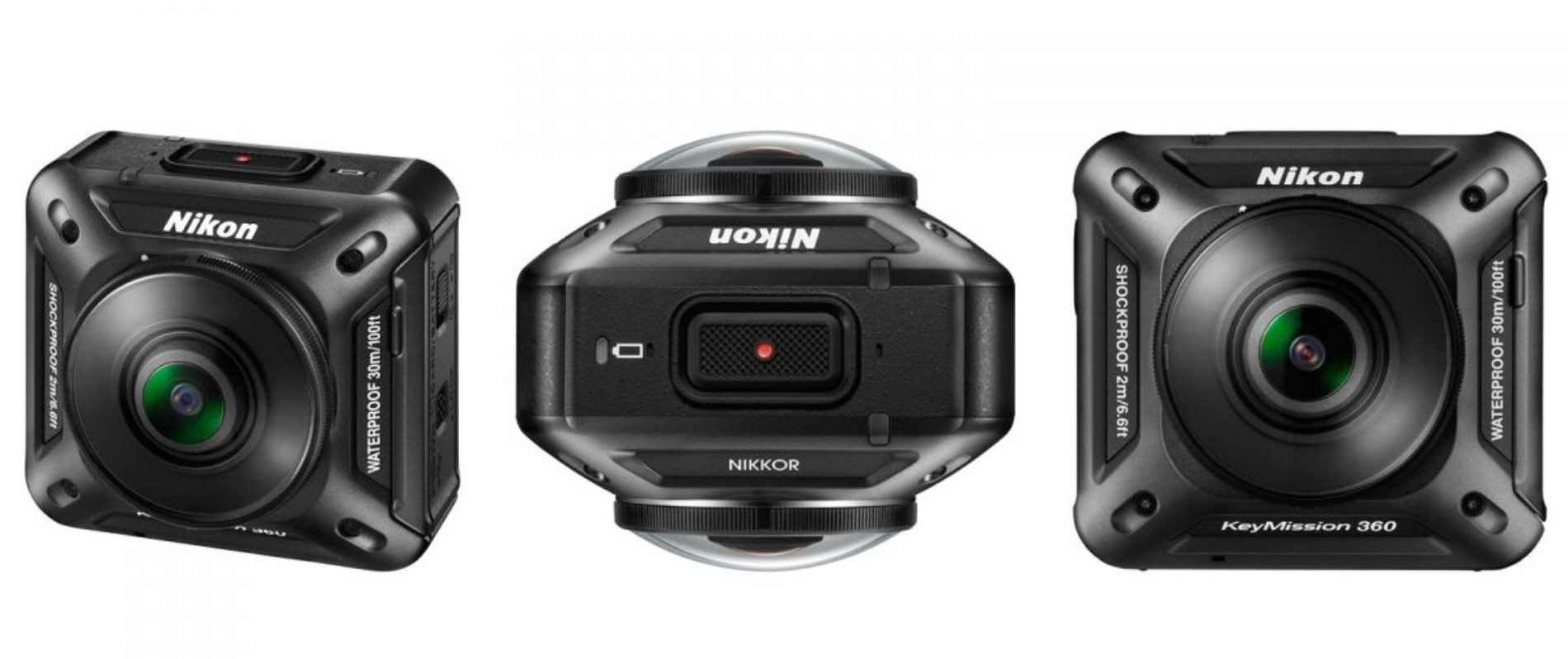Ремонт экшн камер Nikon