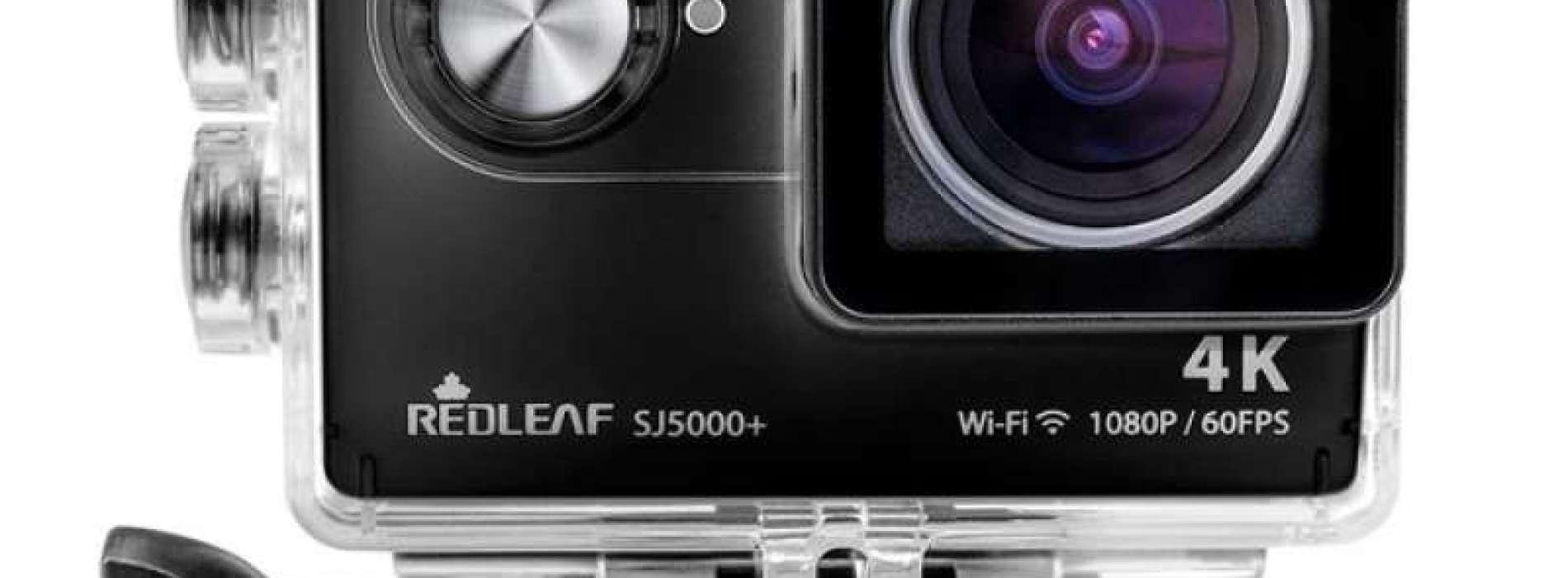 Ремонт экшн камер Redleaf
