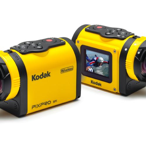 Ремонт экшн камер Kodak