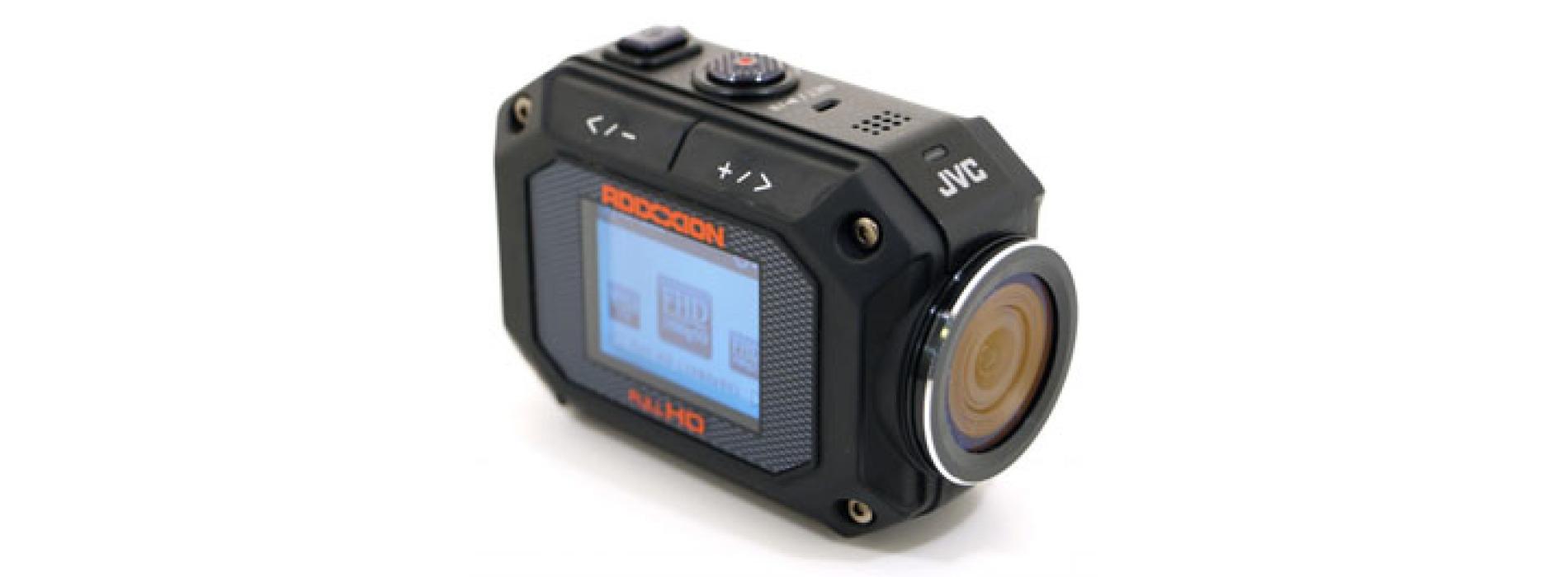 Ремонт экшн камер JVC