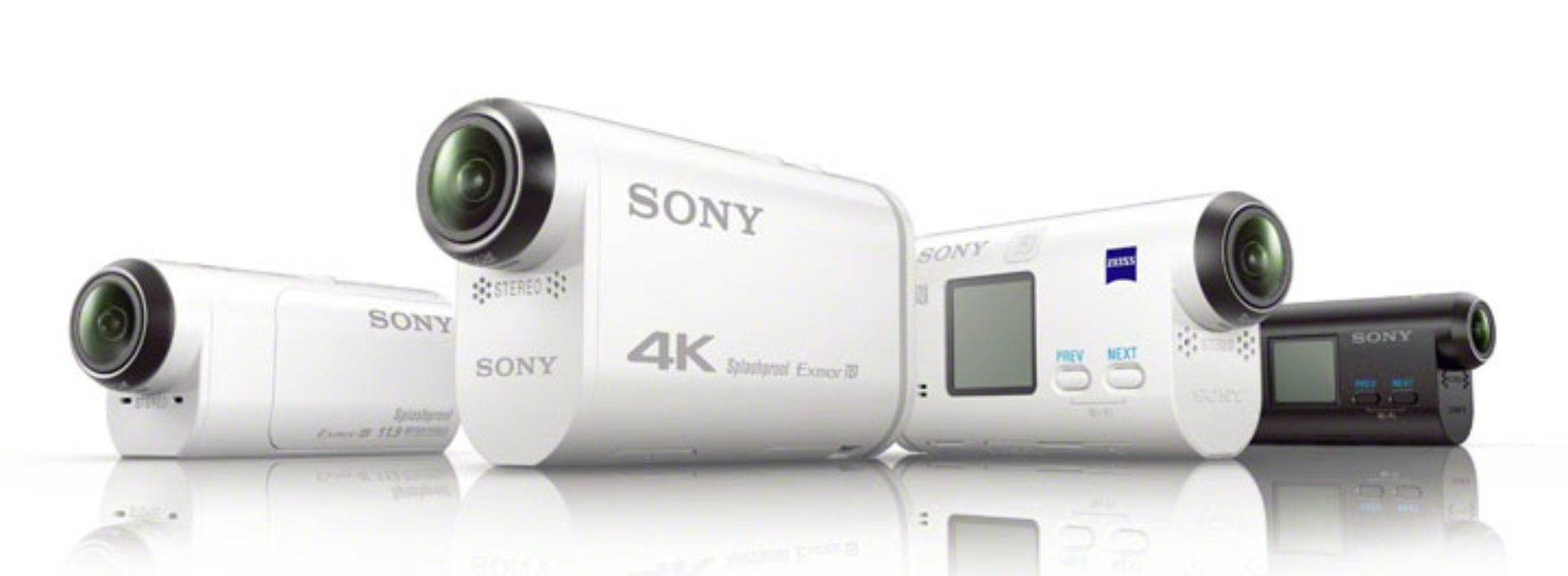 Ремонт экшн камер Sony