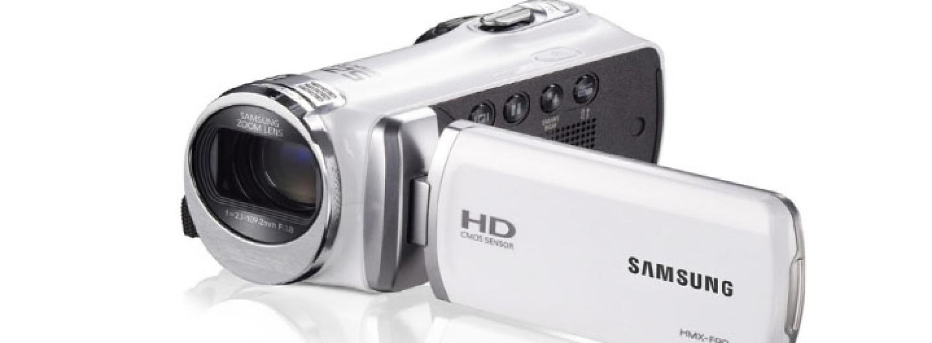 Ремонт цифровых видеокамер Samsung