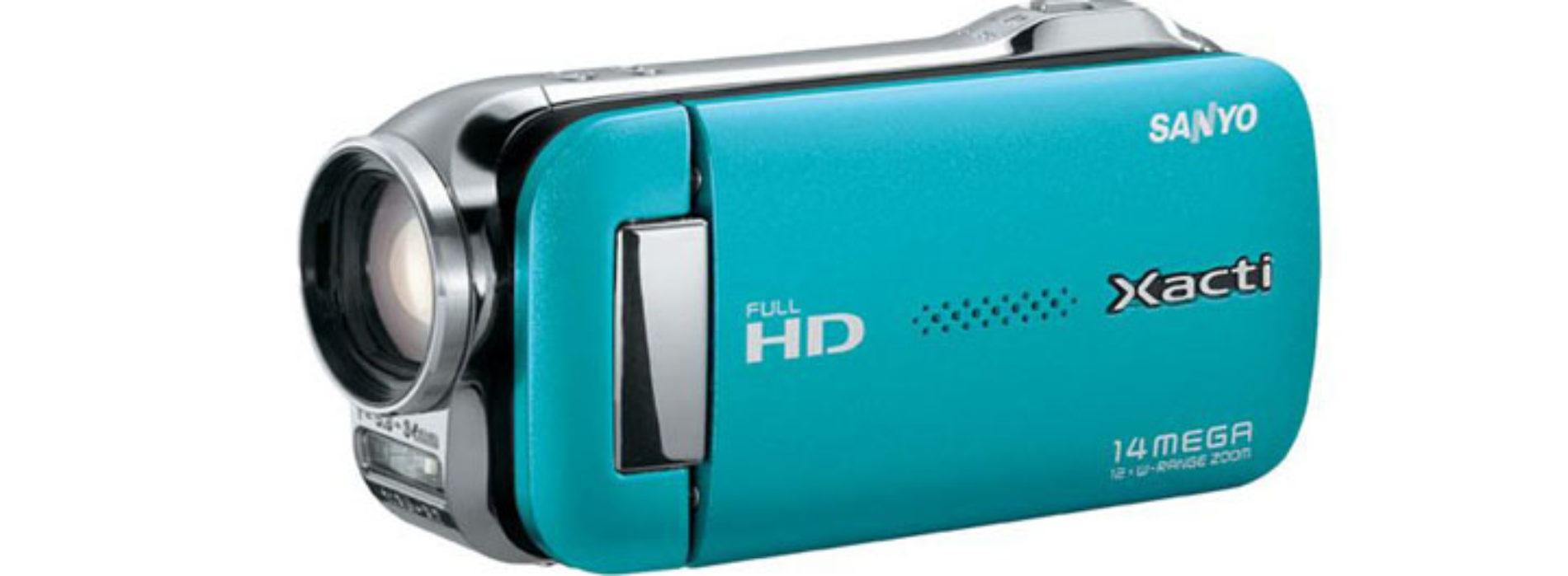 Ремонт цифровых видеокамер Sanyo