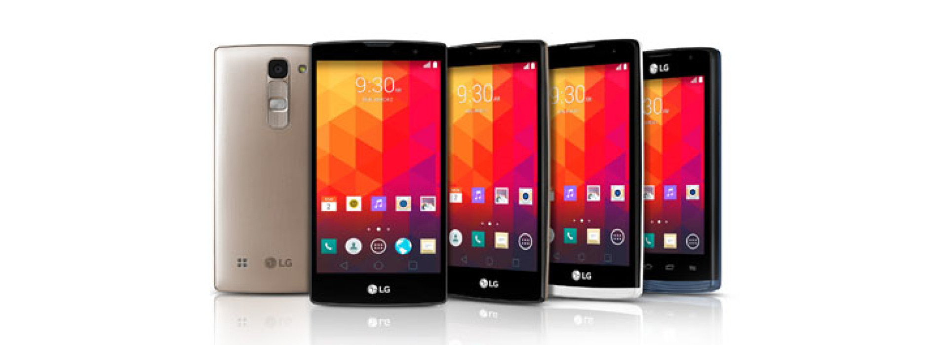 Ремонт мобильных смартфонов LG