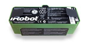 Ремонт роботов пылесосов iRobot - замена аккумуляторов