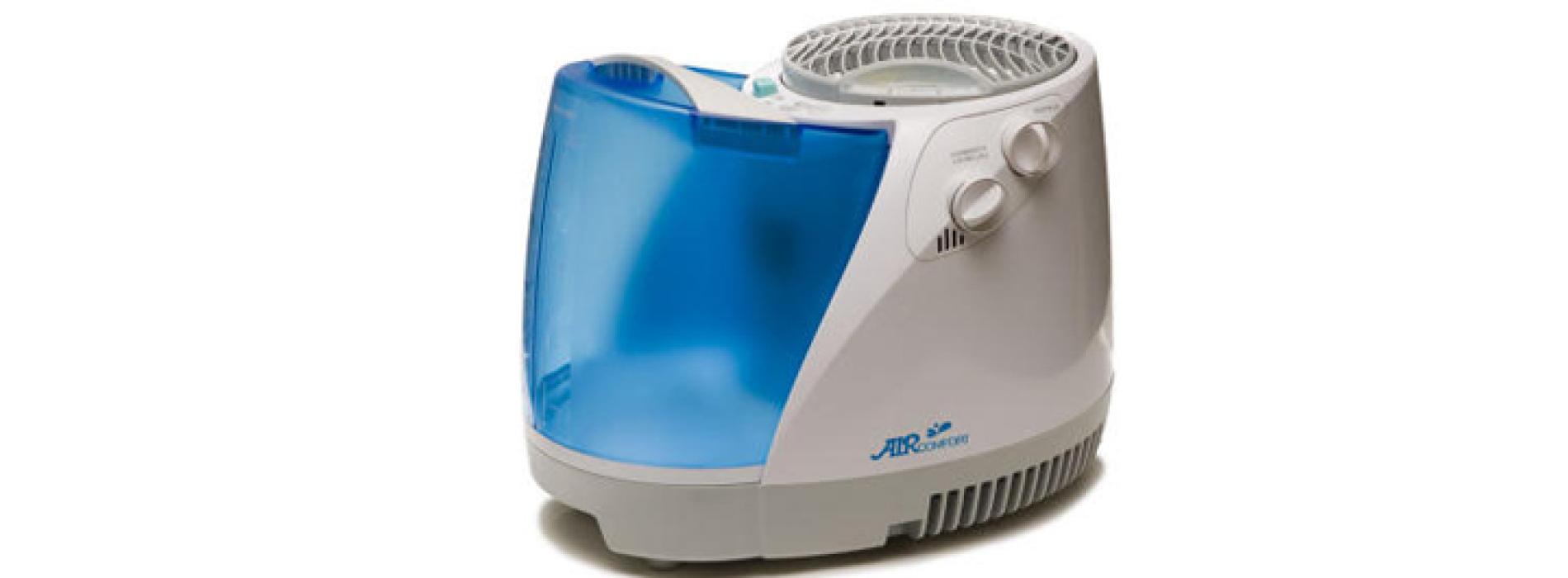 Ремонт увлажнителей, воздухоочистителей Air Comfort