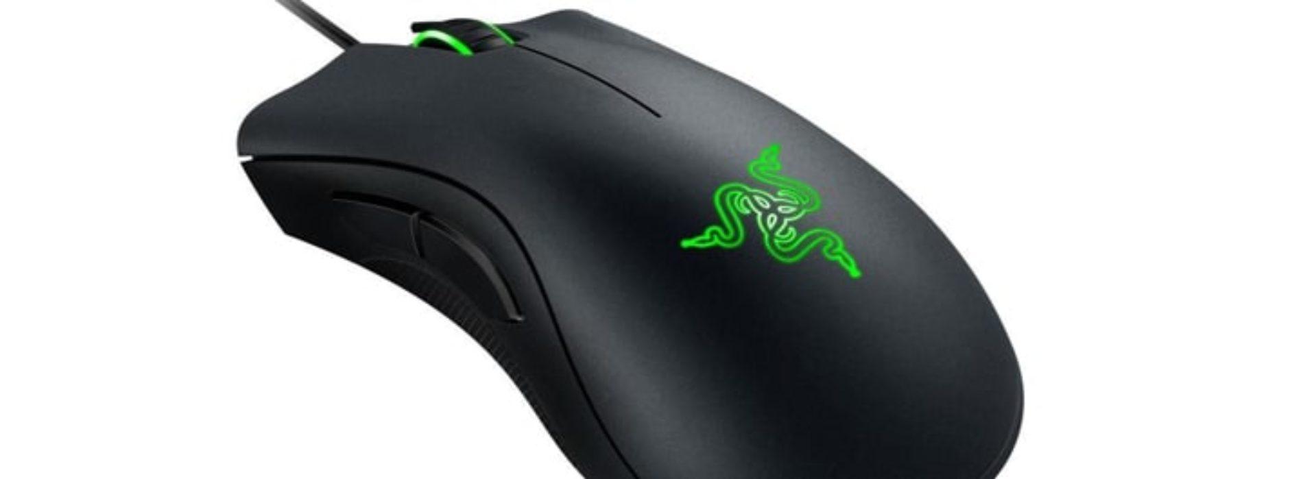 Ремонт мышек Razer