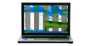 Артефакты на экране ноутбука Lenovo