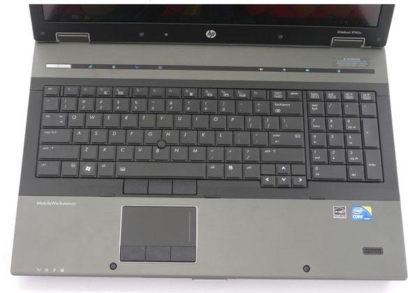 Ремонт ноутбуков HP - не работает клавиатура