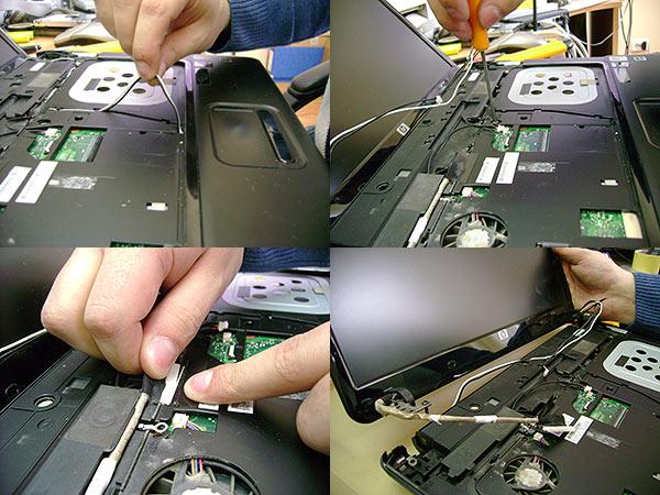 Ремонт ноутбуков HP в сервисном центре