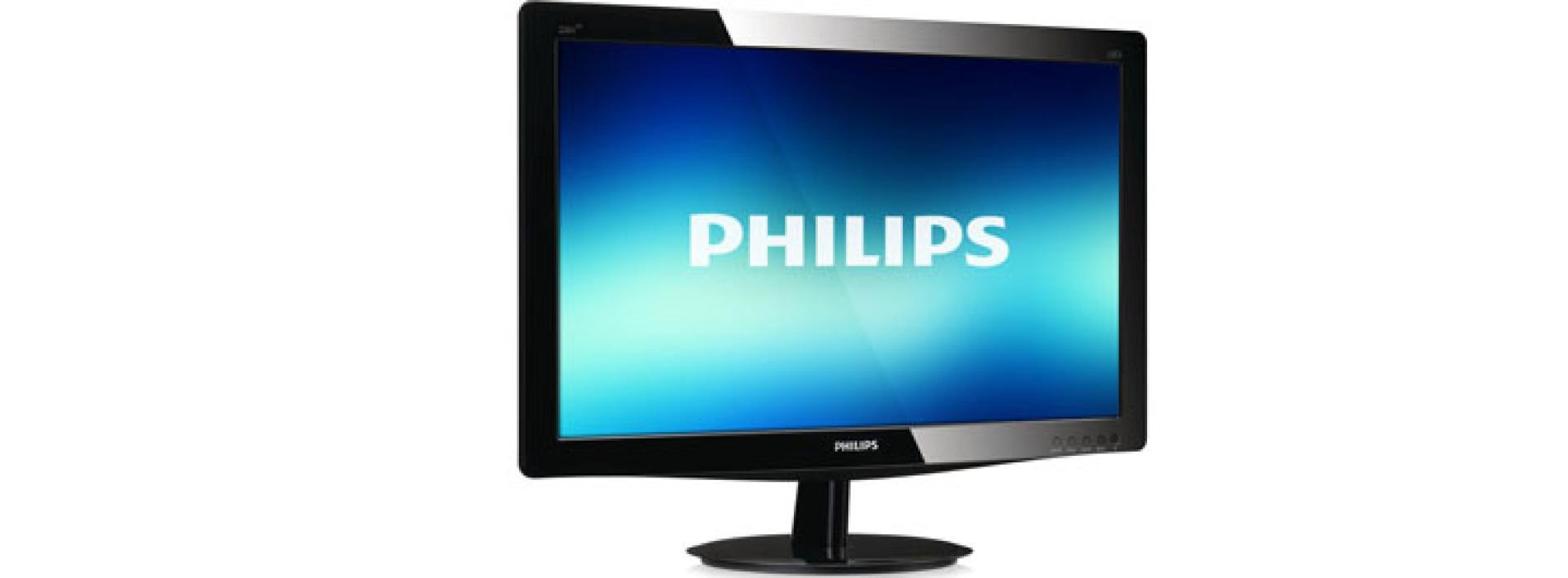 Ремонт мониторов Philips