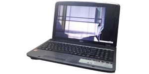 Ремонт ноутбуков Acer - замена матрицы