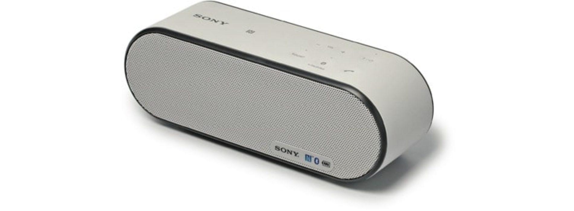Ремонт портативной акустики Sony