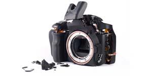 Ремонт фотоаппаратов Sony