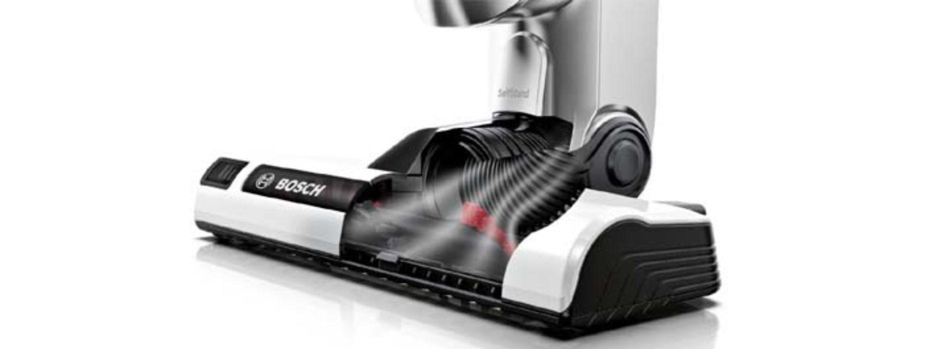 Ремонт аккумуляторных пылесосов Bosch