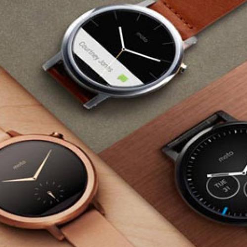 Ремонт смарт часов Motorola Moto 360