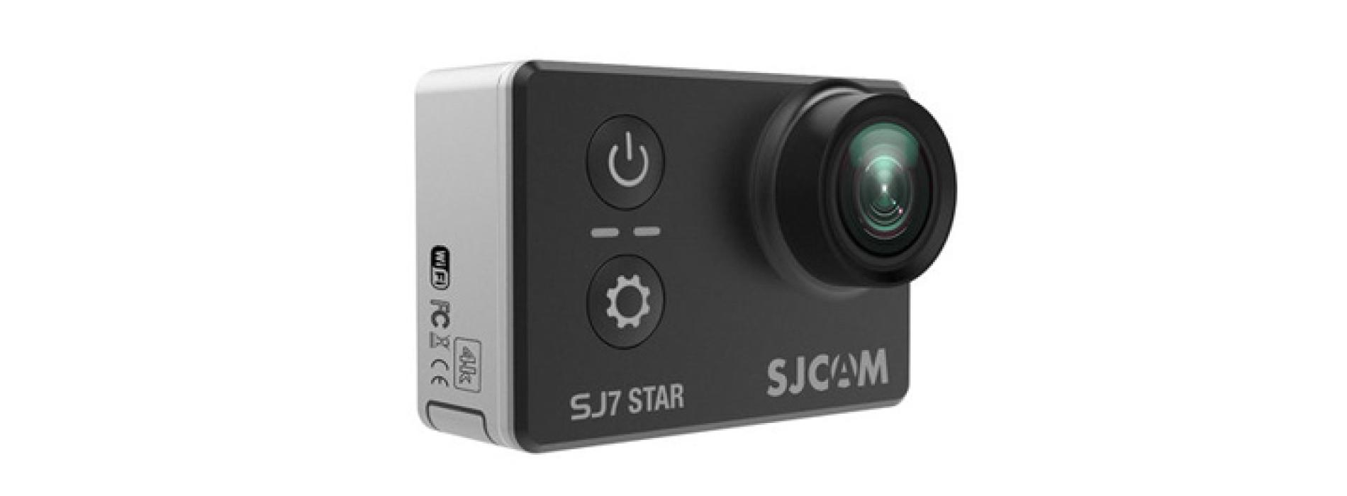 Ремонт экшн камер SJCam SJ7 Star