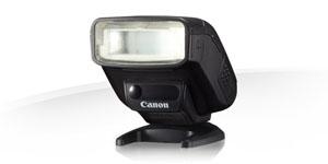 Ремонт накамерных вспышек Canon