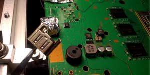 Ремонт приставок Sony PlayStation - нет сигнала через HDMI разъем