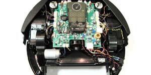 Ремонт пылесосов-роботов