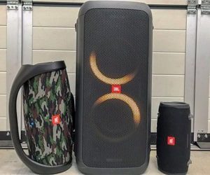 Ремонт JBL Partybox профессионально и доступно