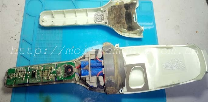 Замена аккумуляторов Electrolux ZB 2903